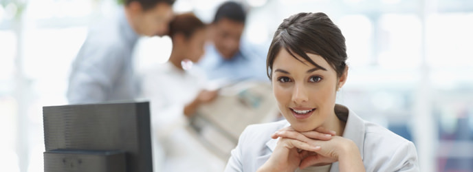 Administrative Assistant Banner Image