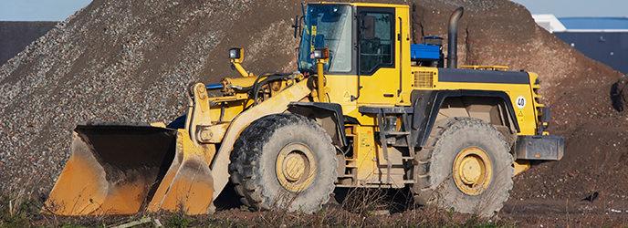 Construction Equipment Operator Banner Image