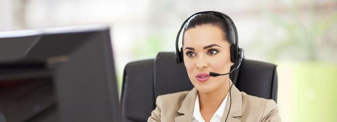 Customer Service Representative Banner Image