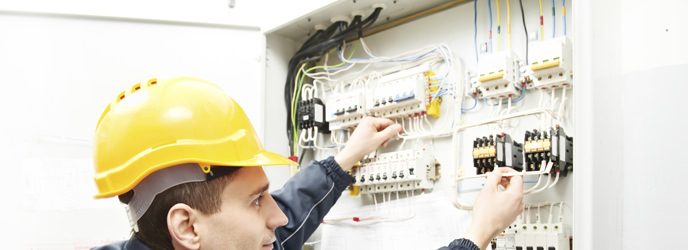 Electrician Banner Image