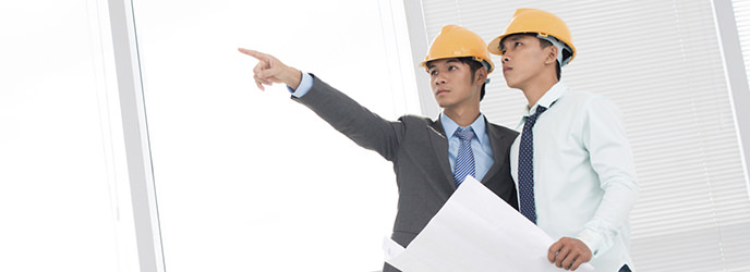 Industrial Health and Safety Engineer Banner Image