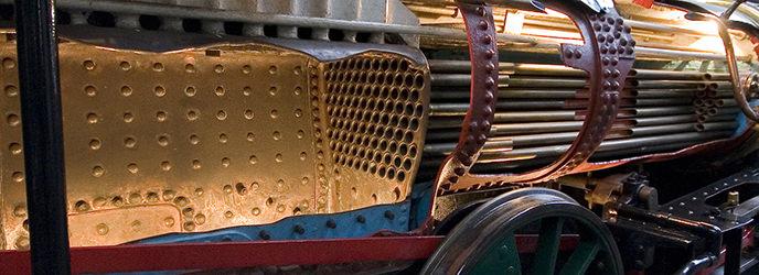 Locomotive Engineer Banner Image