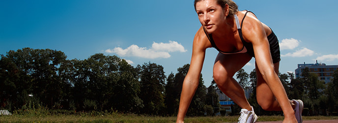 Professional Athlete Banner Image