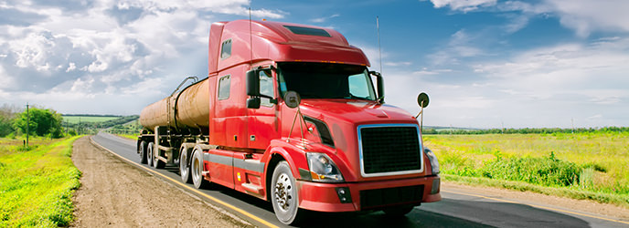 Truck Driver Banner Image