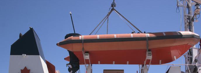 Canadian Coast Guard Banner Image