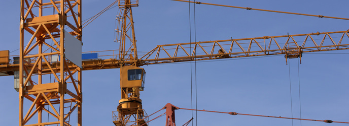 Crane and Tower Operator Banner Image