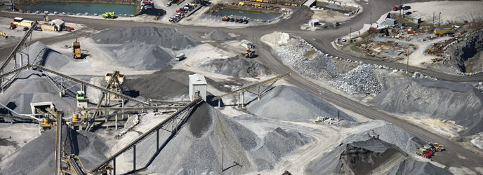 Excavating and Loading Machine and Dragline Operator Banner Image